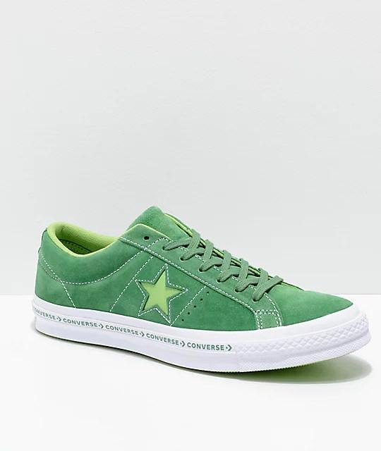 12f646a6c338 Taylor Converse Green Lime Chuck