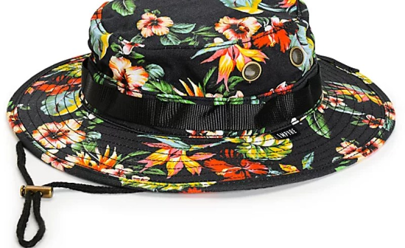 bea776e48b6 Empyre Sefar Out Floral Boonie Bucket Hat at Zumiez Pdp