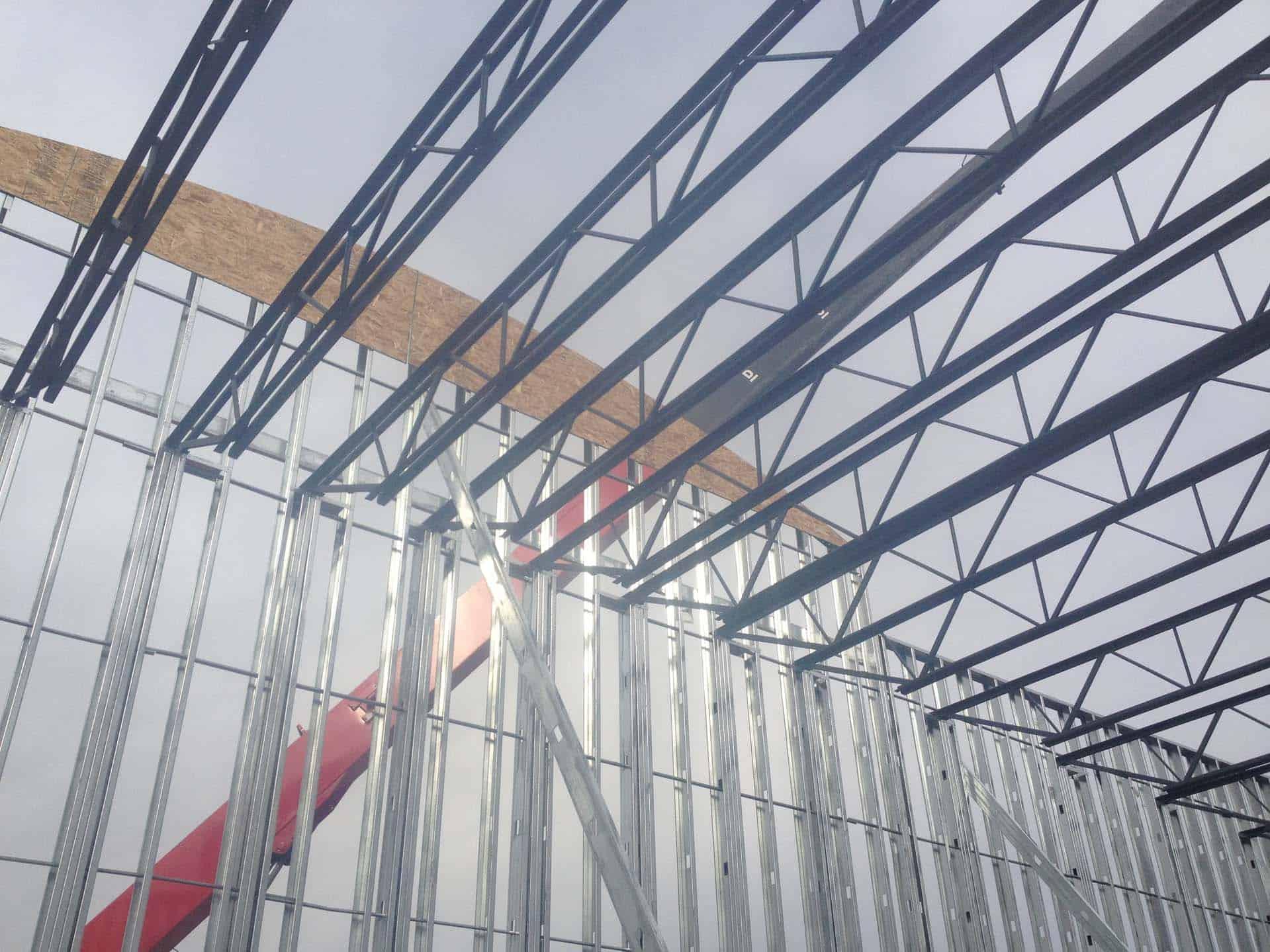 Structural Metal Stud Framing Details