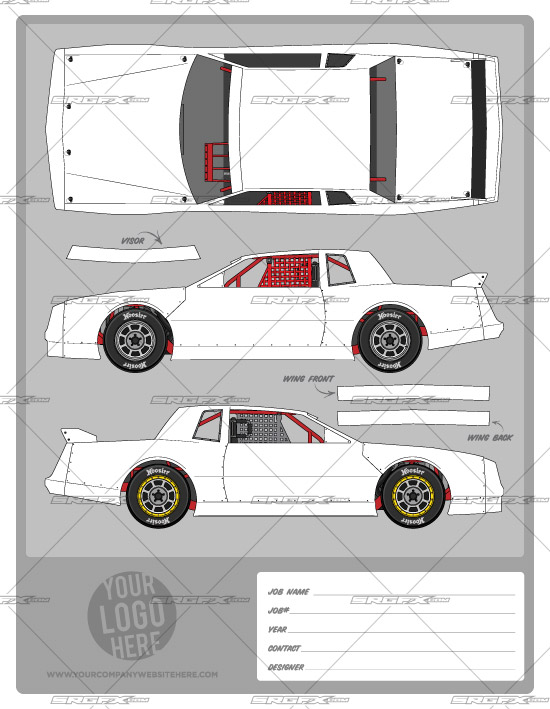 Dirt Modified Graphic Designs
