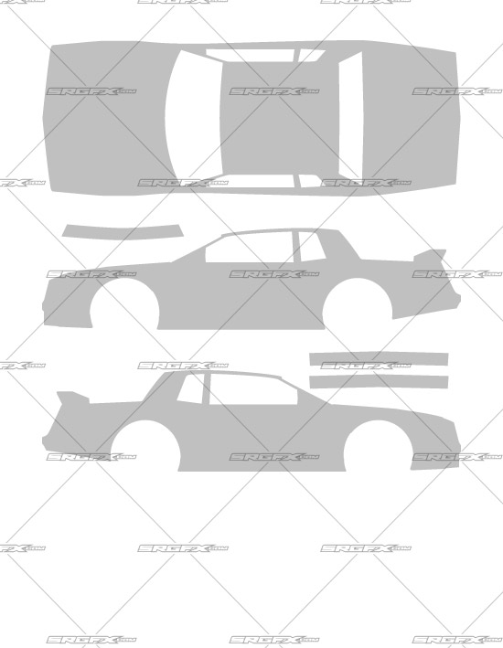 Dirt Modified Graphics Template