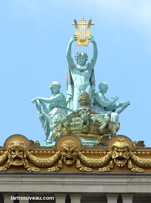 The Paris Opera House History