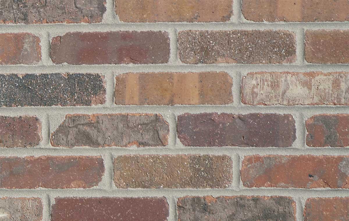 General Shale Thin Brick Old Brick Originals Obo Schut S