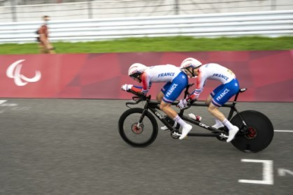 """Paralympic Video games-2020: the French """"Tremendous Tuesday"""""""