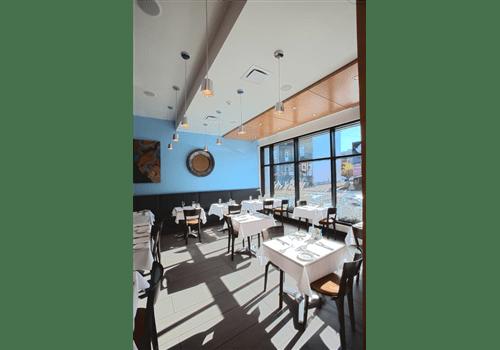Restaurant Quebec Cafe Sirocco