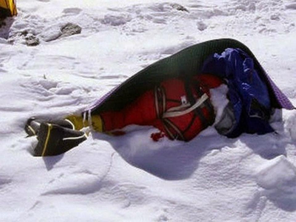 Hannelore Everest Remains Schmatz