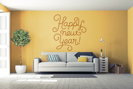 New Year s Resolutions for Your Home  Steps to a Cleaner Home New Year s Resolutions for Your Home