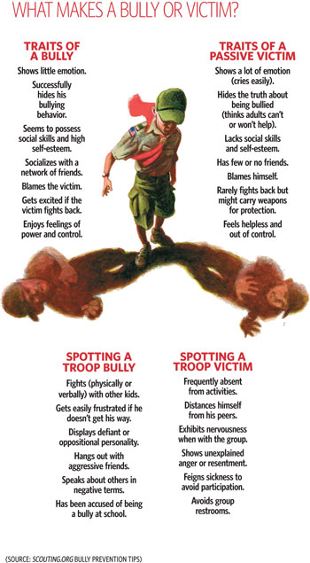 The Troop Bully