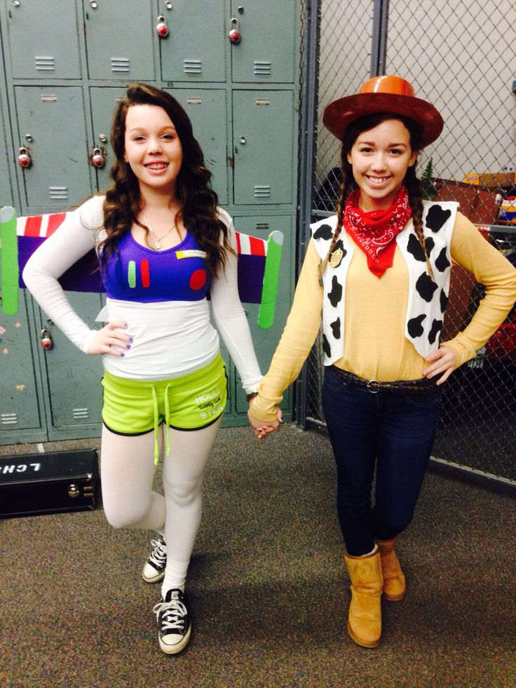 Buzz Lightyear Girlfriend