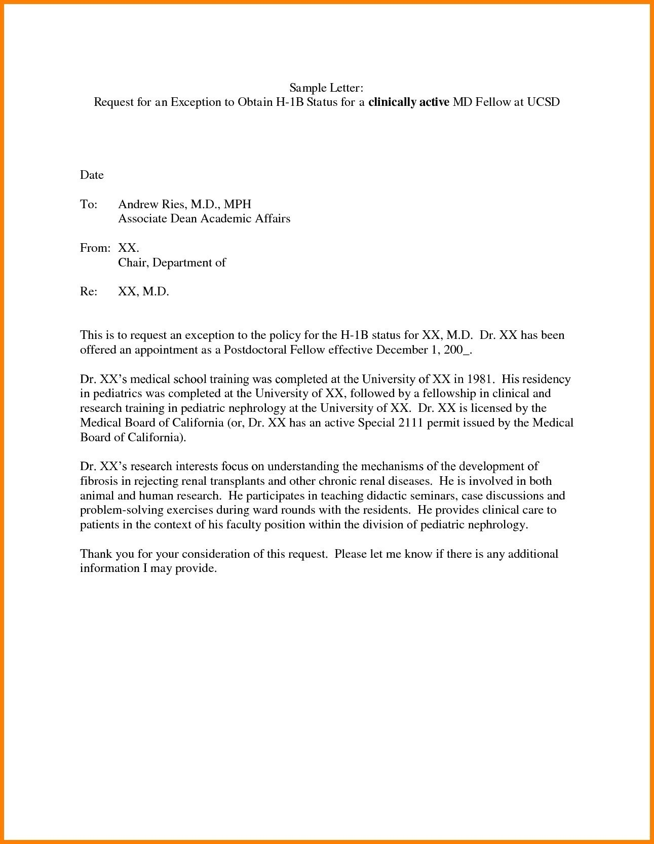 Request For Training Letter | scrumps