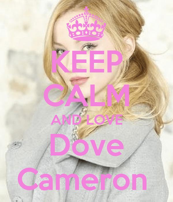 And Keep Love Cameron Calm