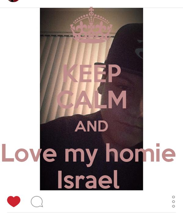 Keep Calm 24 My Homie