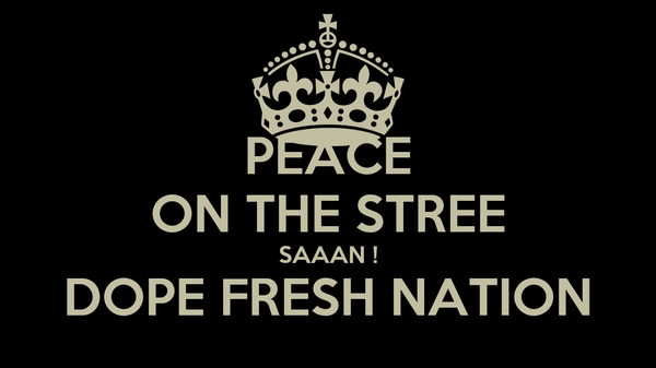 Dope Fresh Nation Logo