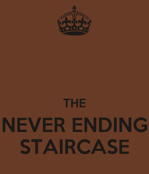 Quotes Ending Staircase Never