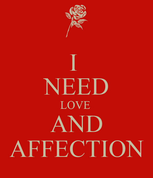 Love And Affection Quotes