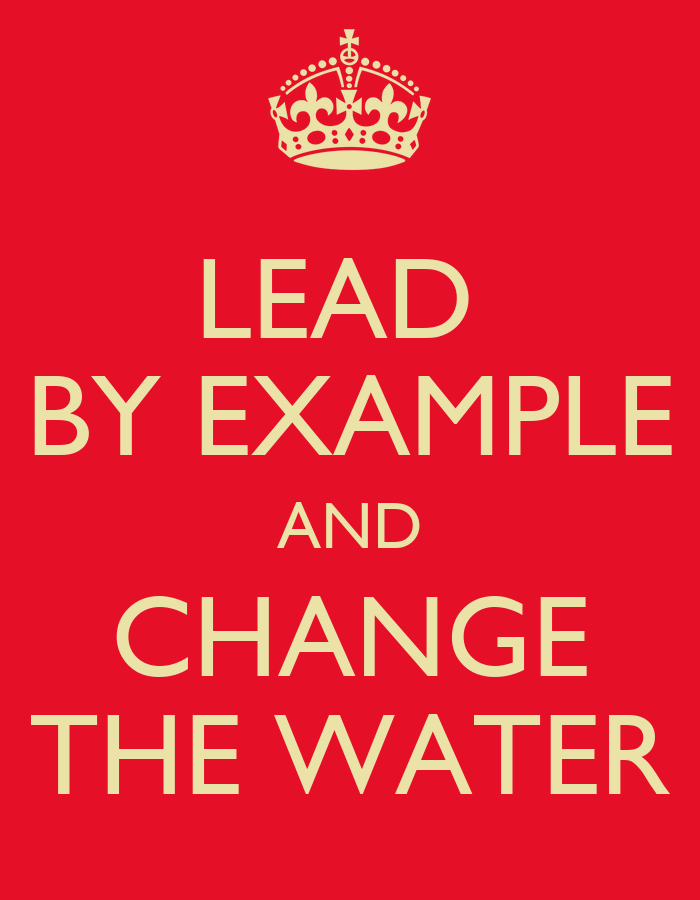 Lead Example Posters