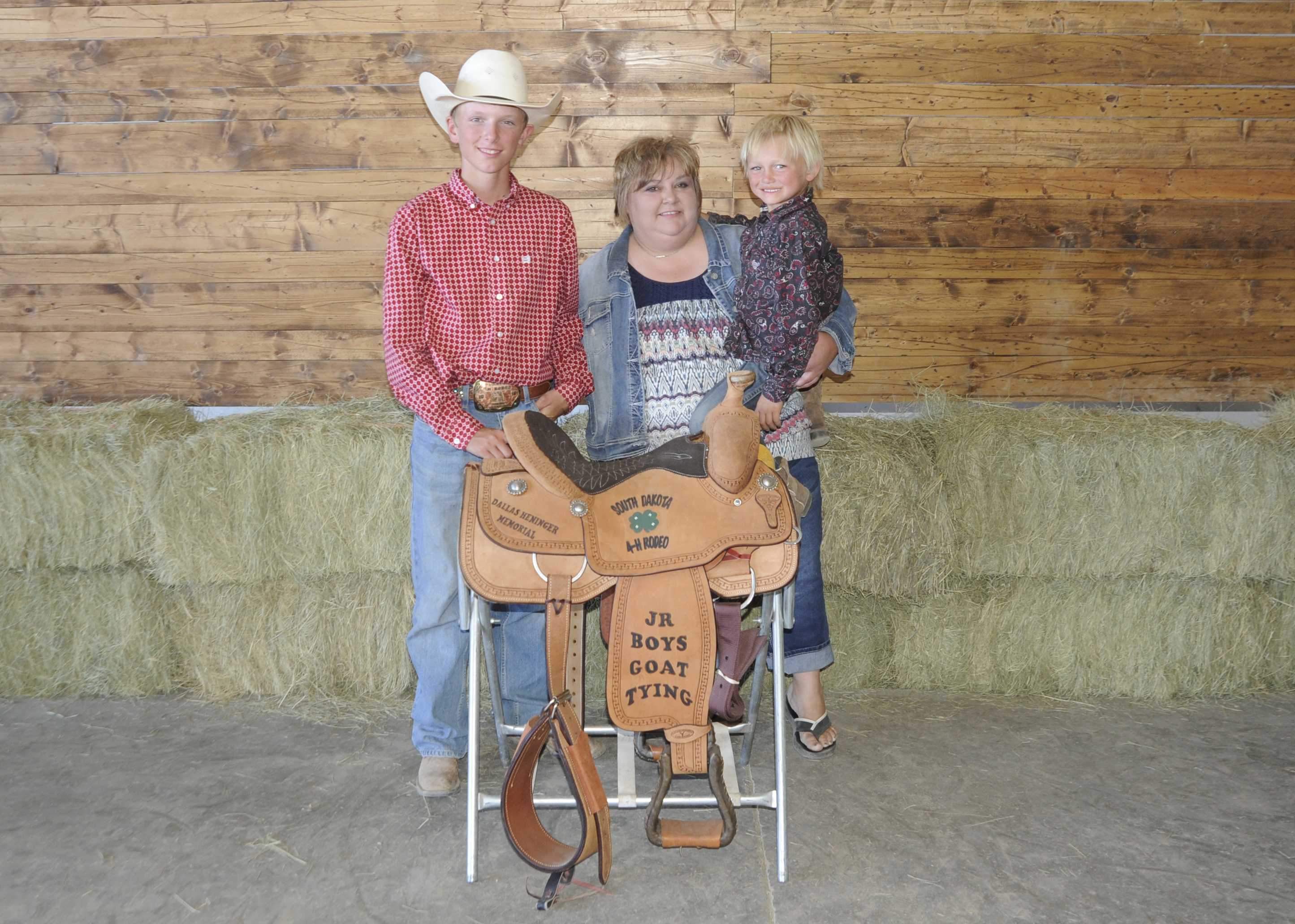 Jr Boy Goats 2 South Dakota 4h Rodeo