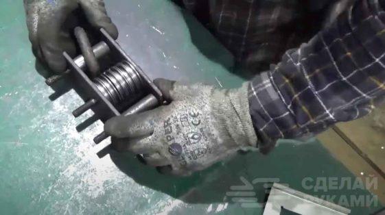Как сделать ручную лебедку своими руками: 3 рабочих варианта для мастерской