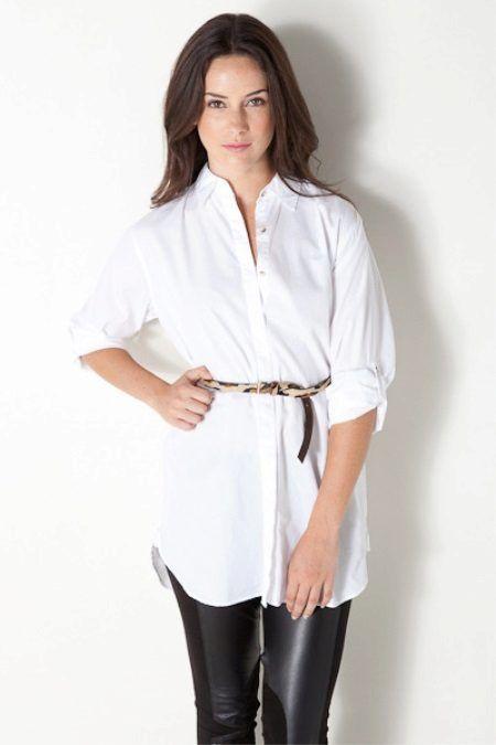 Туника из рубашки