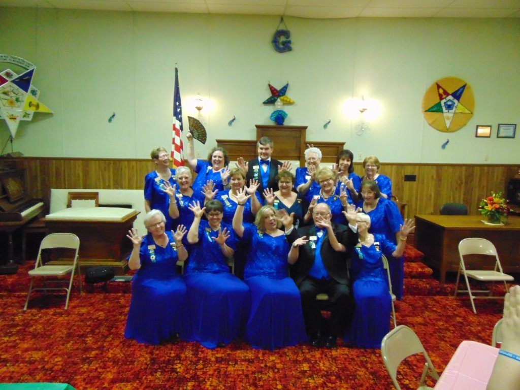 2018-2019 SD Grand Chapter Officers | South Dakota Order ...