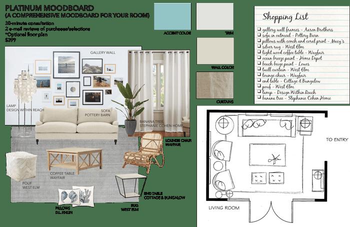 Interior Design Kitchen Questionnaire