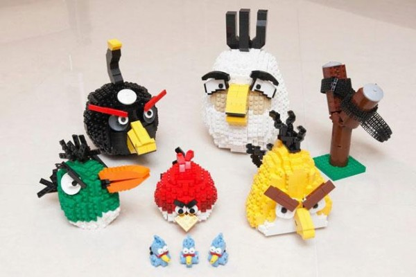 Search In Pics  Google Wave Pool  Google Bowling   Lego Angry Birds     About The Author
