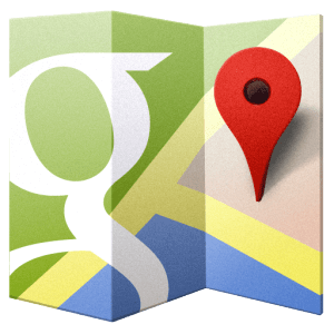 Google Maps Now Has Driving Directions In North Korea   Search     Google Maps icon