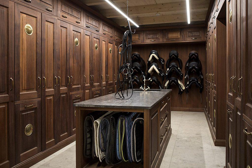 Tack Room And Equestrian Interior Inspiration Sebo