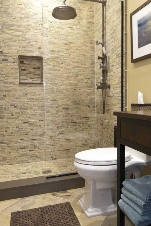 Bath And Shower Combinations