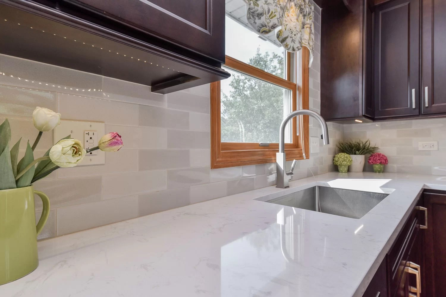 Sue Amp Russell S Kitchen Remodel Pictures Home Remodeling