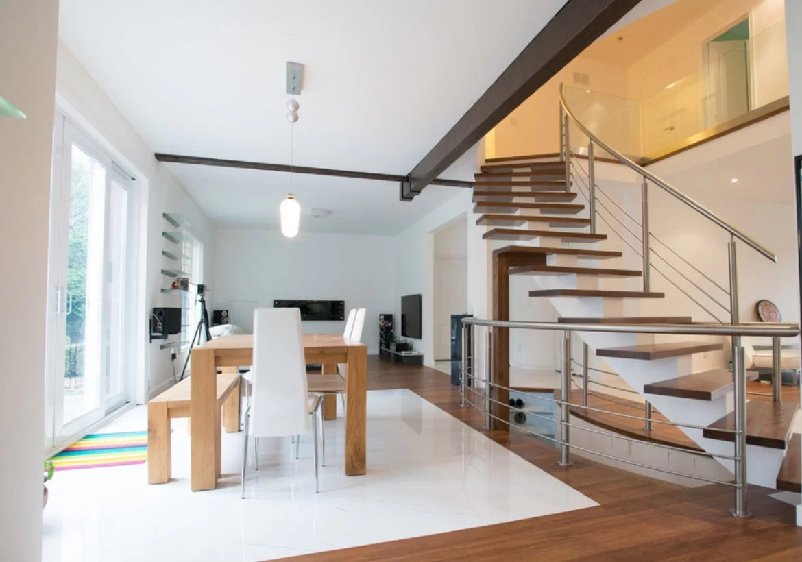 95 Ingenious Stairway Design Ideas For Your Staircase Remodel | House Steps Design Inside | Gallery | Front | In House Construction | Stair Decoration | Grill