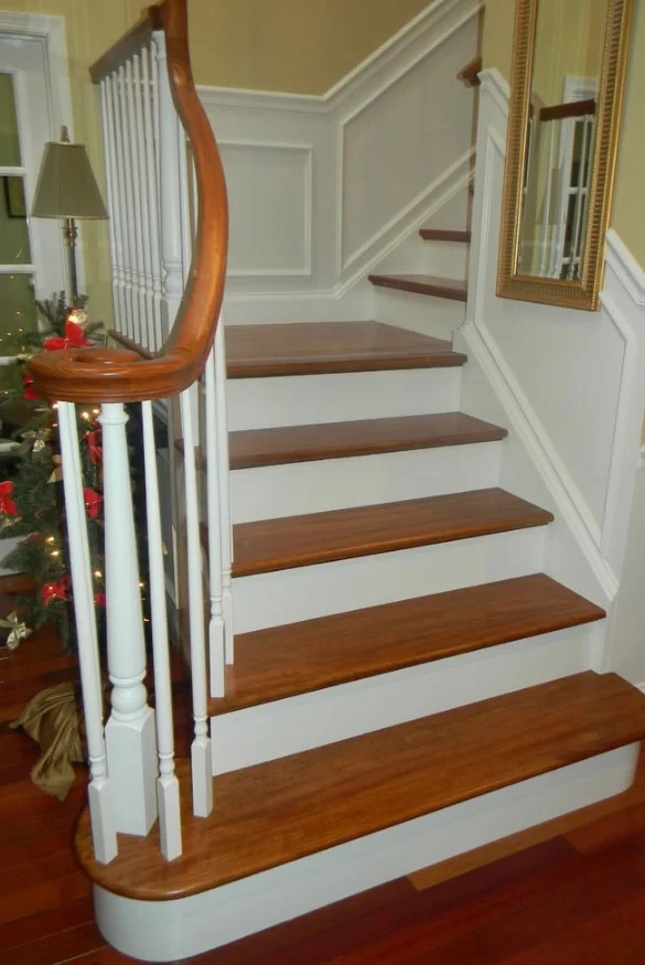 95 Ingenious Stairway Design Ideas For Your Staircase Remodel | Wood And Stairs Ltd | Steel | Stair Railing | Baluster | Spindles | K Len
