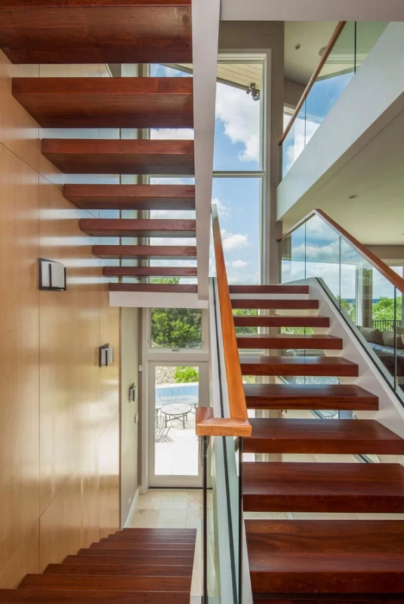 95 Ingenious Stairway Design Ideas For Your Staircase Remodel   Outside Steps Design For Home   Storage Underneath   Small Space   Interior   Natural Outdoor   Railing