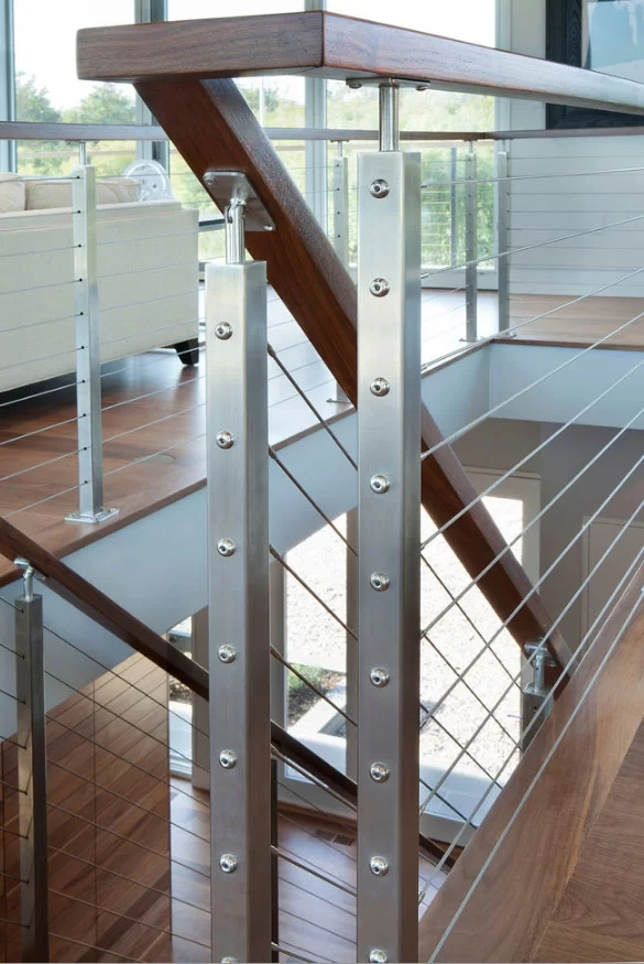 95 Ingenious Stairway Design Ideas For Your Staircase Remodel | Glass And Oak Banister | Minecraft | Traditional | Stair Case | House | Designer