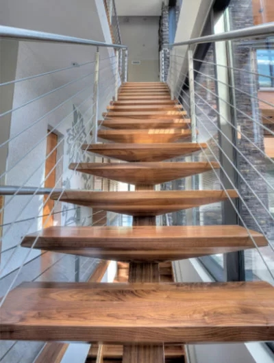 95 Ingenious Stairway Design Ideas For Your Staircase Remodel | Outside Entrance Stairs Design | Landscaping | Front Yard Stair | Cool | Upstairs | Simple
