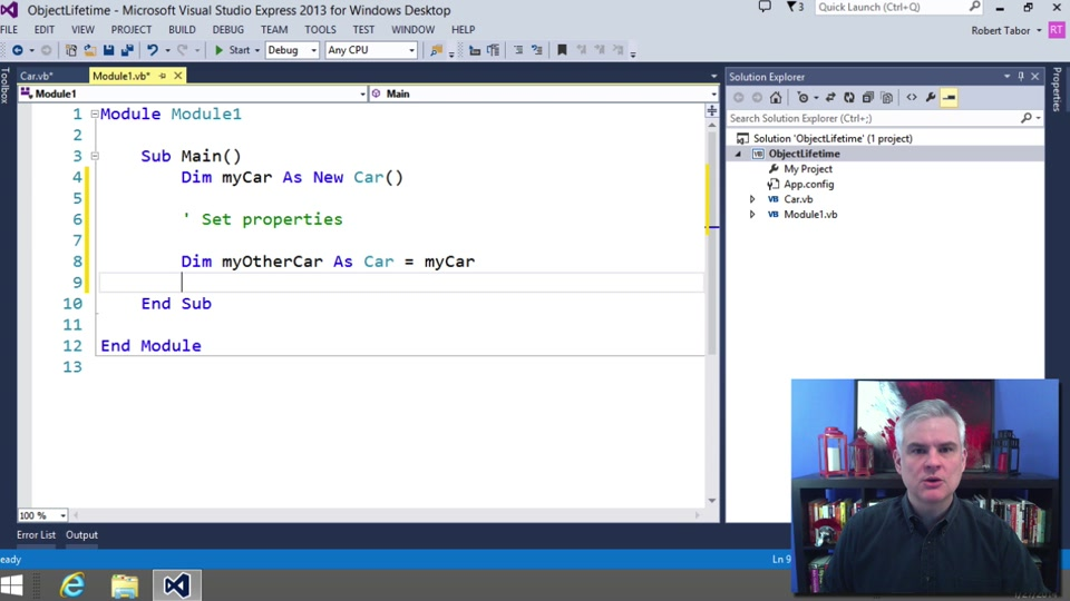 Visual Basic Fundamentals For Absolute Beginners 16