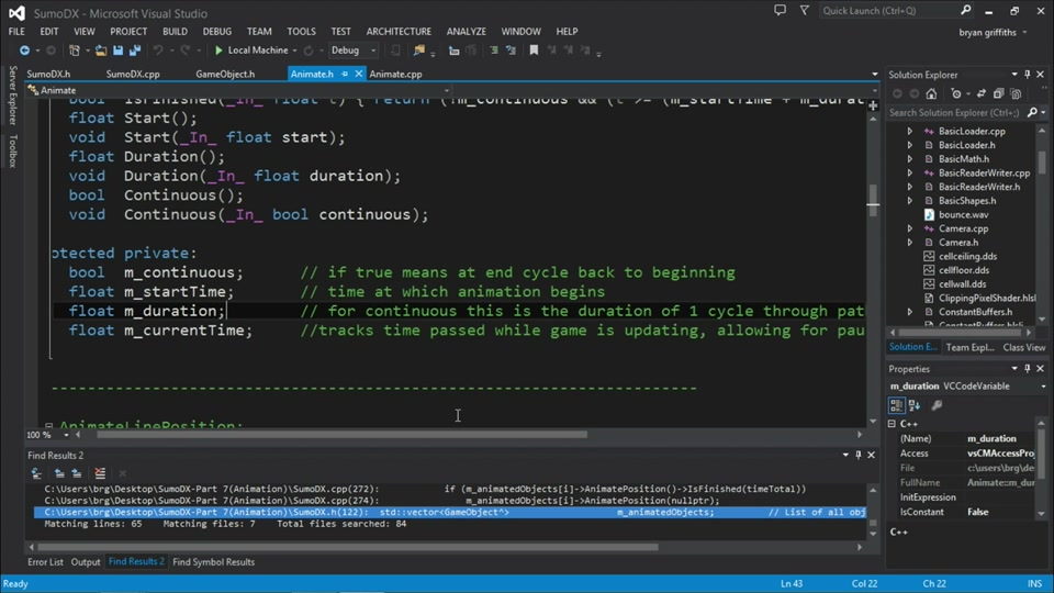 C Directx Game Development Animations And Advanced Game