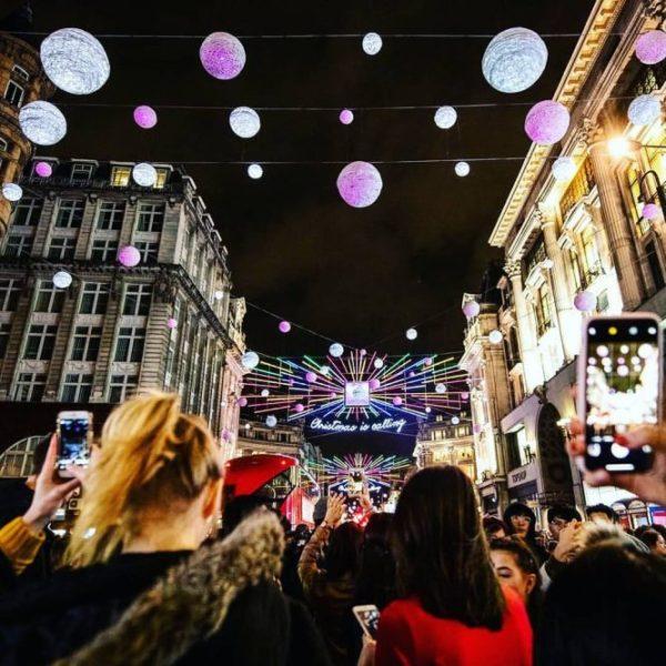 christmas lights london # 82