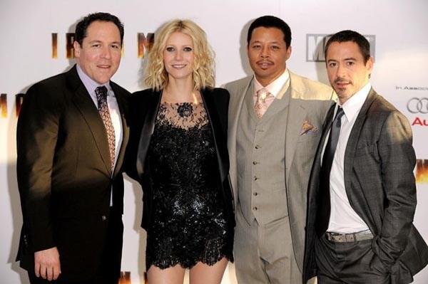 Iron Man film premiere - Telegraph