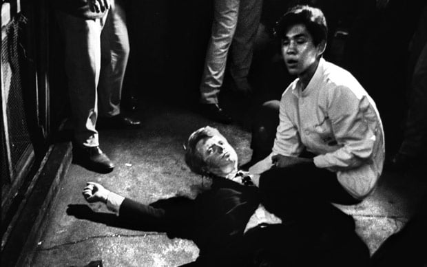 Robert F. Kennedy's assassin 'was a real-life Manchurian ...