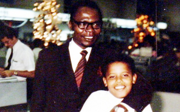 Barack Obama's father 'forced out of US in 1960s' - Telegraph