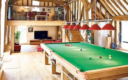 For sale  Homes with a games room   Telegraph Five bedroom house  Lower Hadham  Hertfordshire      2 35m