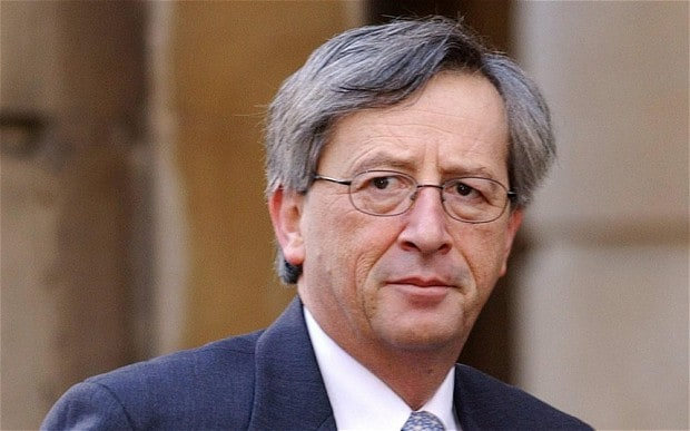 Juncker named as European Commission president, as Cameron ...