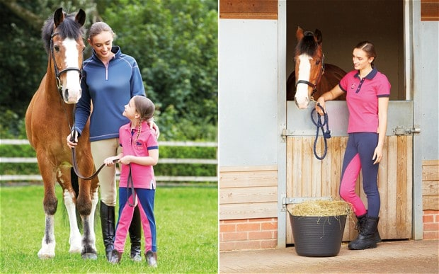 Aldi Targets Middle Classes With Equestrian Clothing