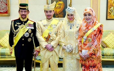 Sultan of Brunei bans Christmas 'because it could damage ...