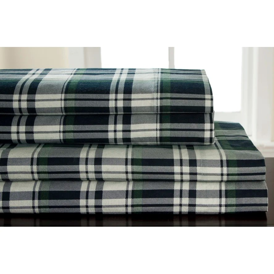 Home Accents Flannel Sheets