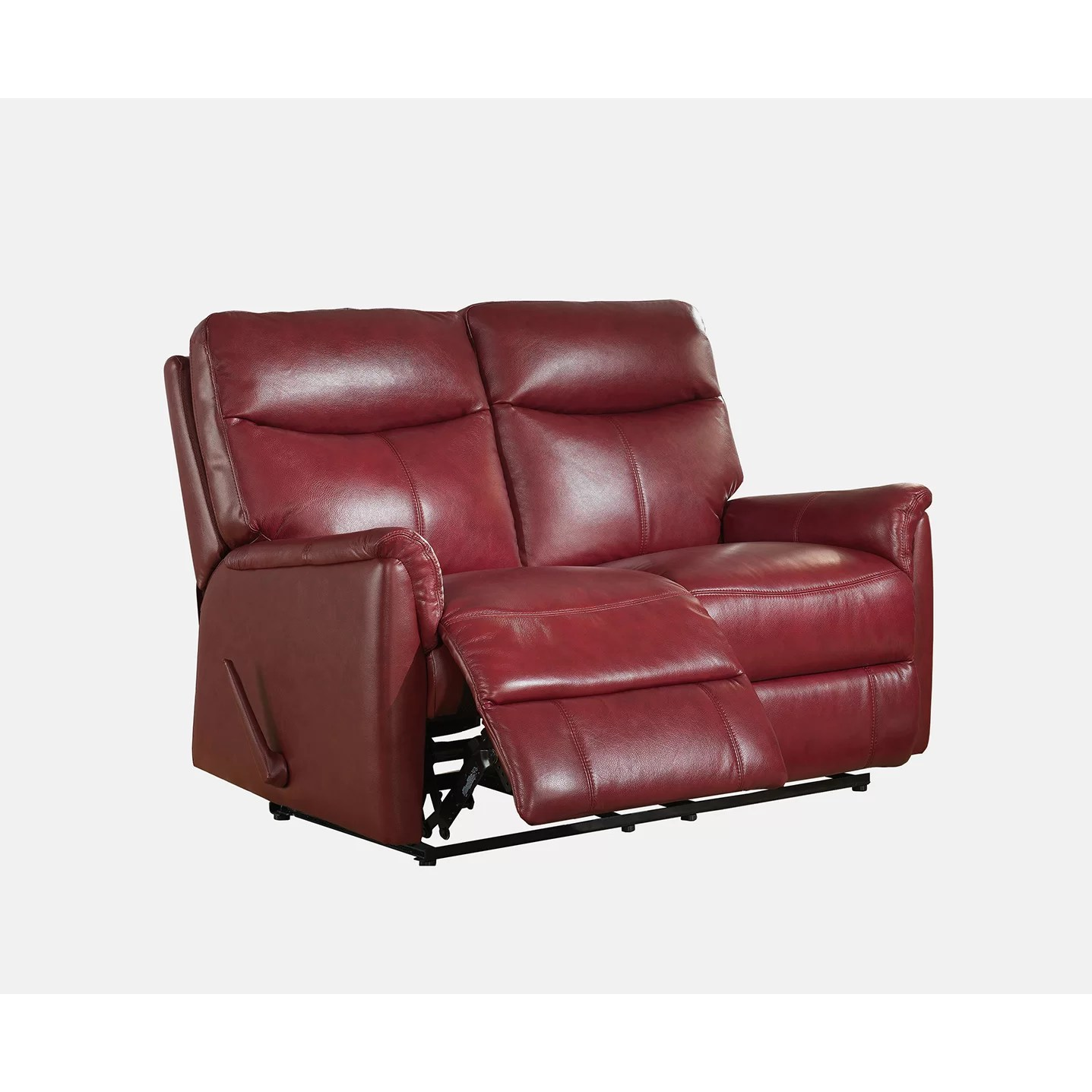 Leather Living Room Sets Recliner