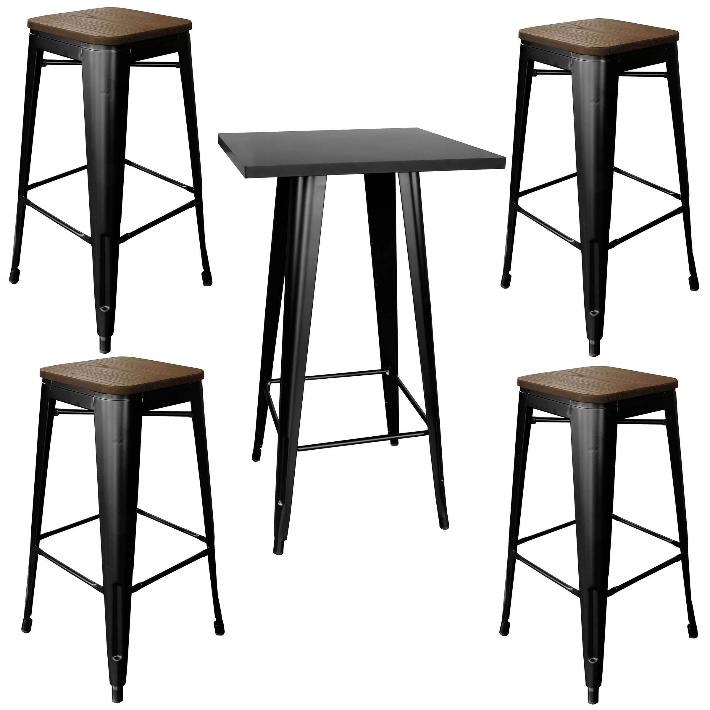 Wildon Home Pub Table Choice Image - Table Design Ideas