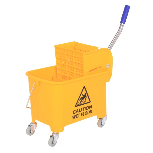Janitor 20 Qt. Mop Bucket with Wringer