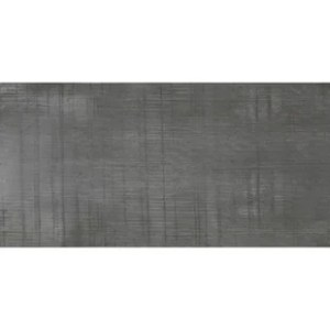 Dark Gray Floor Tile   Wayfair Organic Rectified 12  x 24  Procelain Field Tile in Dark Gray